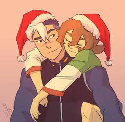 Voltron Secret Santa 2016 #01
