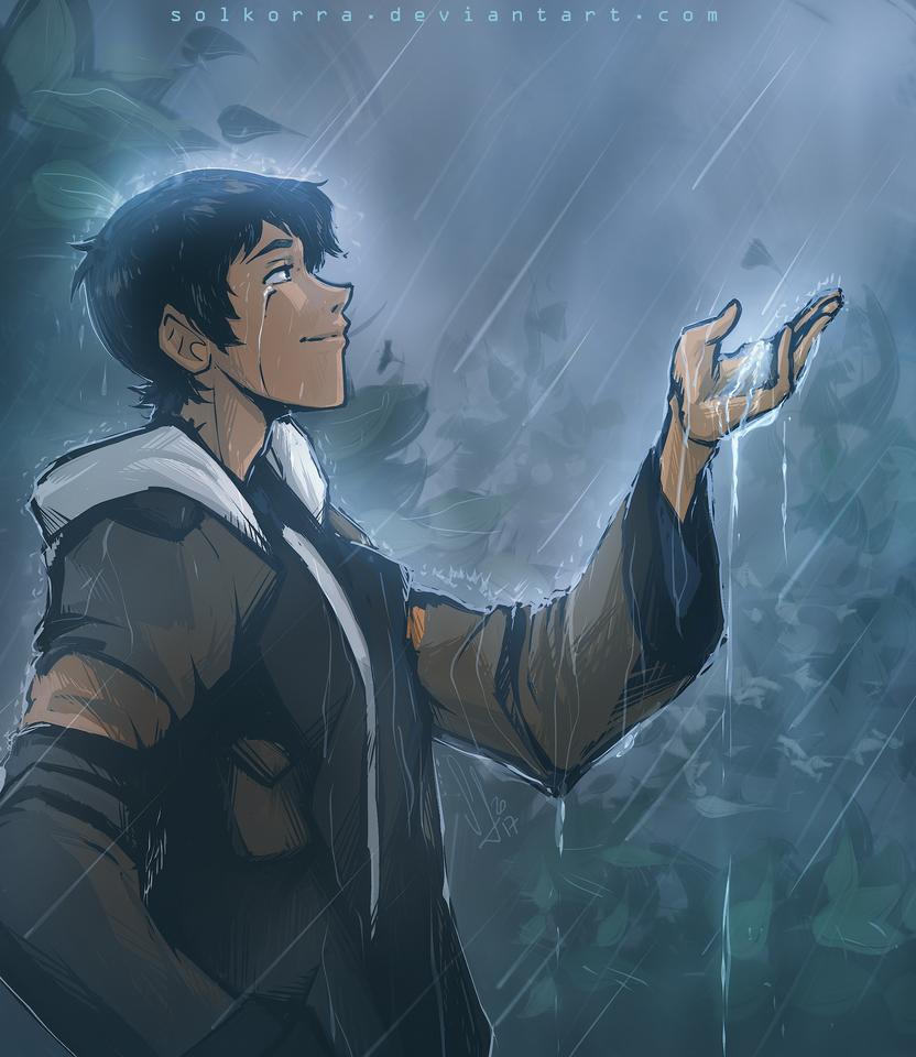 I miss rain... by SolKorra