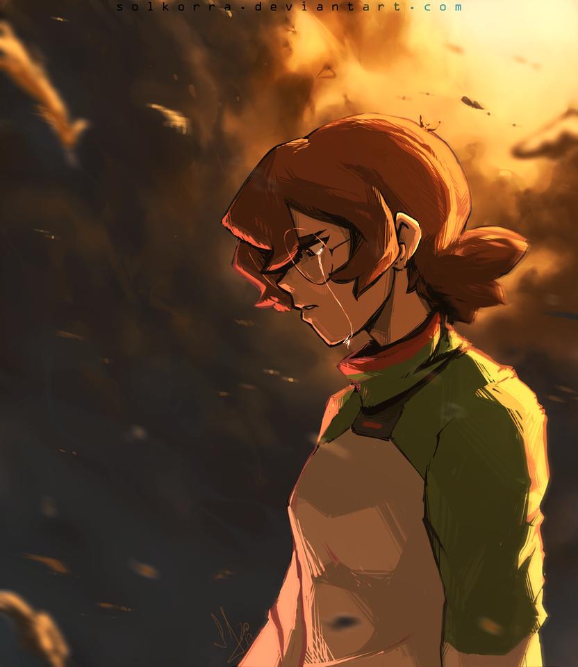Pidge's Tears... by SolKorra