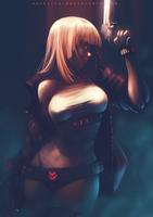 Assassin in The Shadows by SolKorra