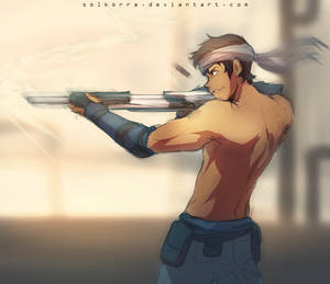 Lance: The Shooter
