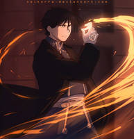 FMA Brotherhood: Roy Mustang