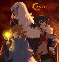 Castlevania x Voltron LD