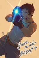 Lance's Birthday by SolKorra