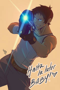 Lance's Birthday