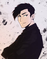 Young Shiro by SolKorra