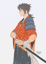 Touken Ranbu Mutsunokami