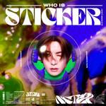 YUTA - STICKER | ALBUM COVER.