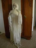 Halloween skeleton stock 3 by Gothicmamas-stock