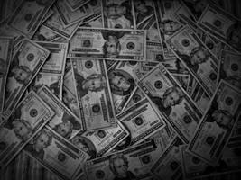 money texture by Gothicmamas-stock