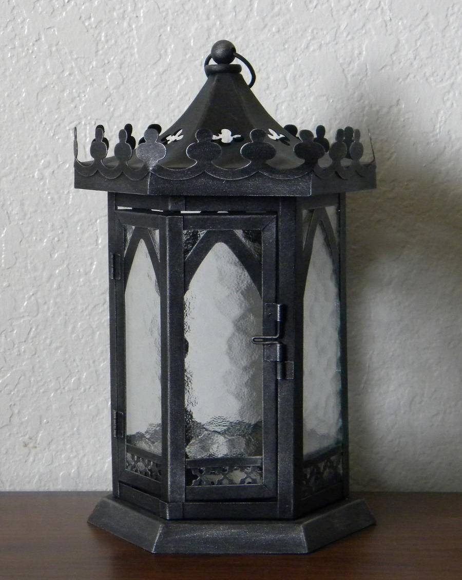 Lantern by Gothicmamas-stock