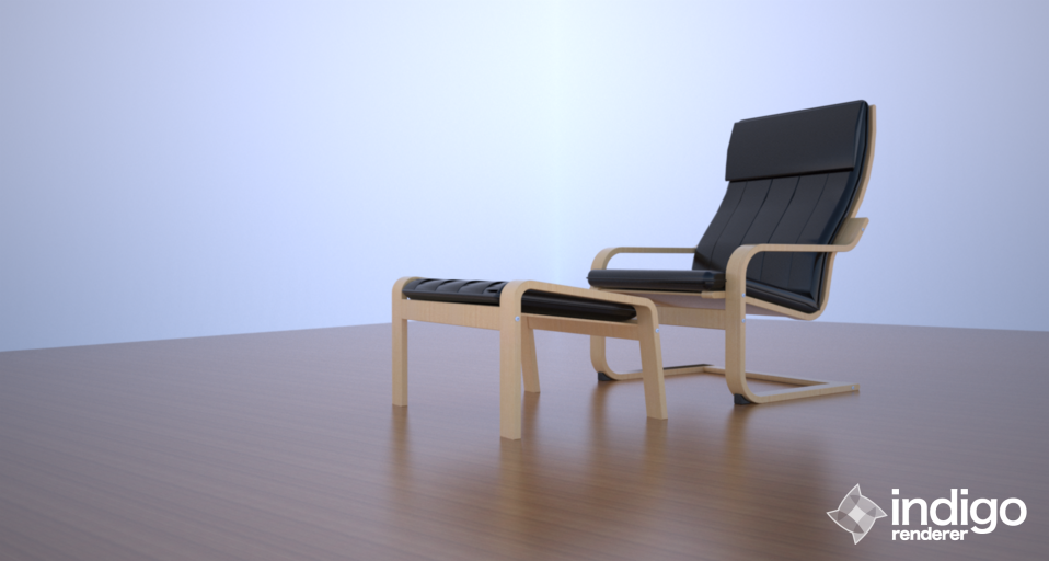 Ikea poang chair by vexx786 on deviantart - Chairs similar to poang ...