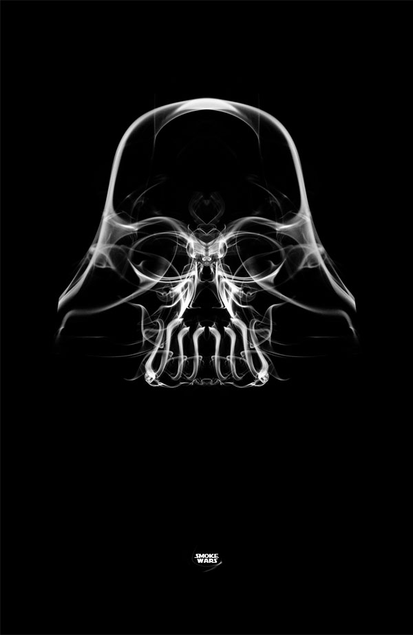 Smoke Vader by ladyrapid