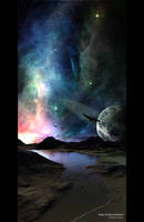 Realm of a Dream Dimension by ladyrapid