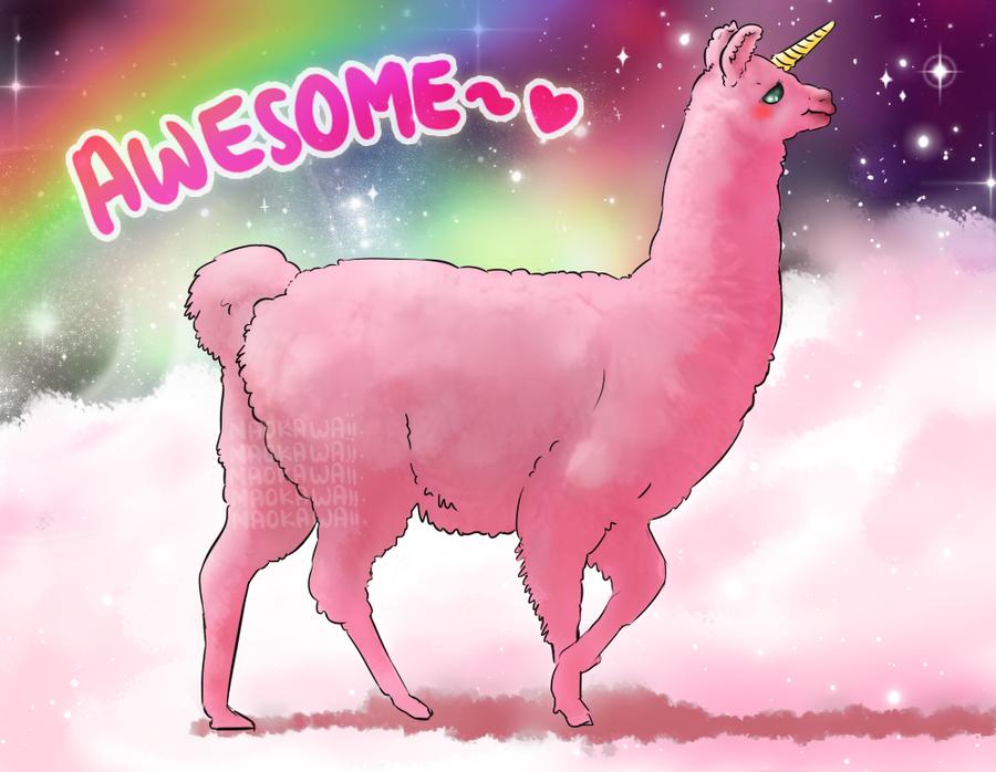 pink_awesome_llamacorn_by_naokawaii-d5ldkh0.png