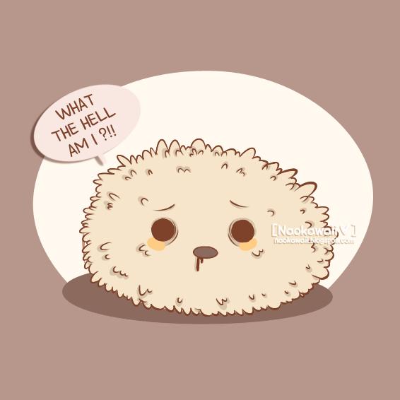 What the hell i am?! by Naokawaii