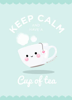 Keep Calm and have a cup of tea3