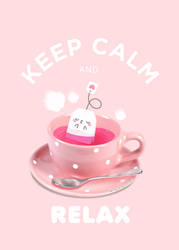 Keep Calm And Relax2 by Naokawaii
