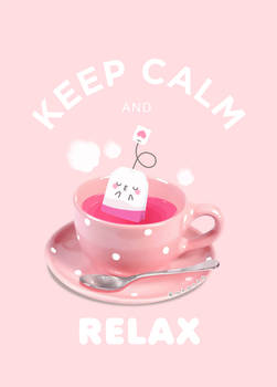 Keep Calm And Relax2