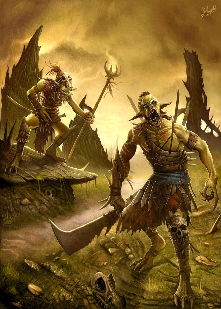 Satirikon warlord- for print by DusanMarkovic