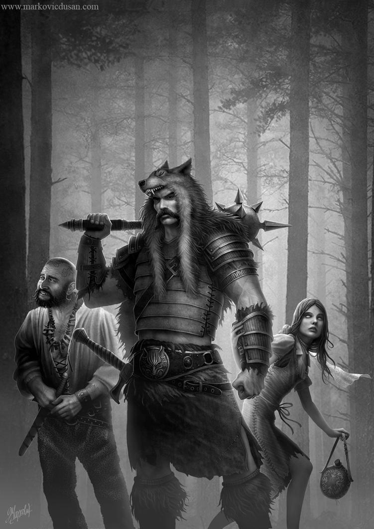 Legend of Marko Kraljevic by DusanMarkovic