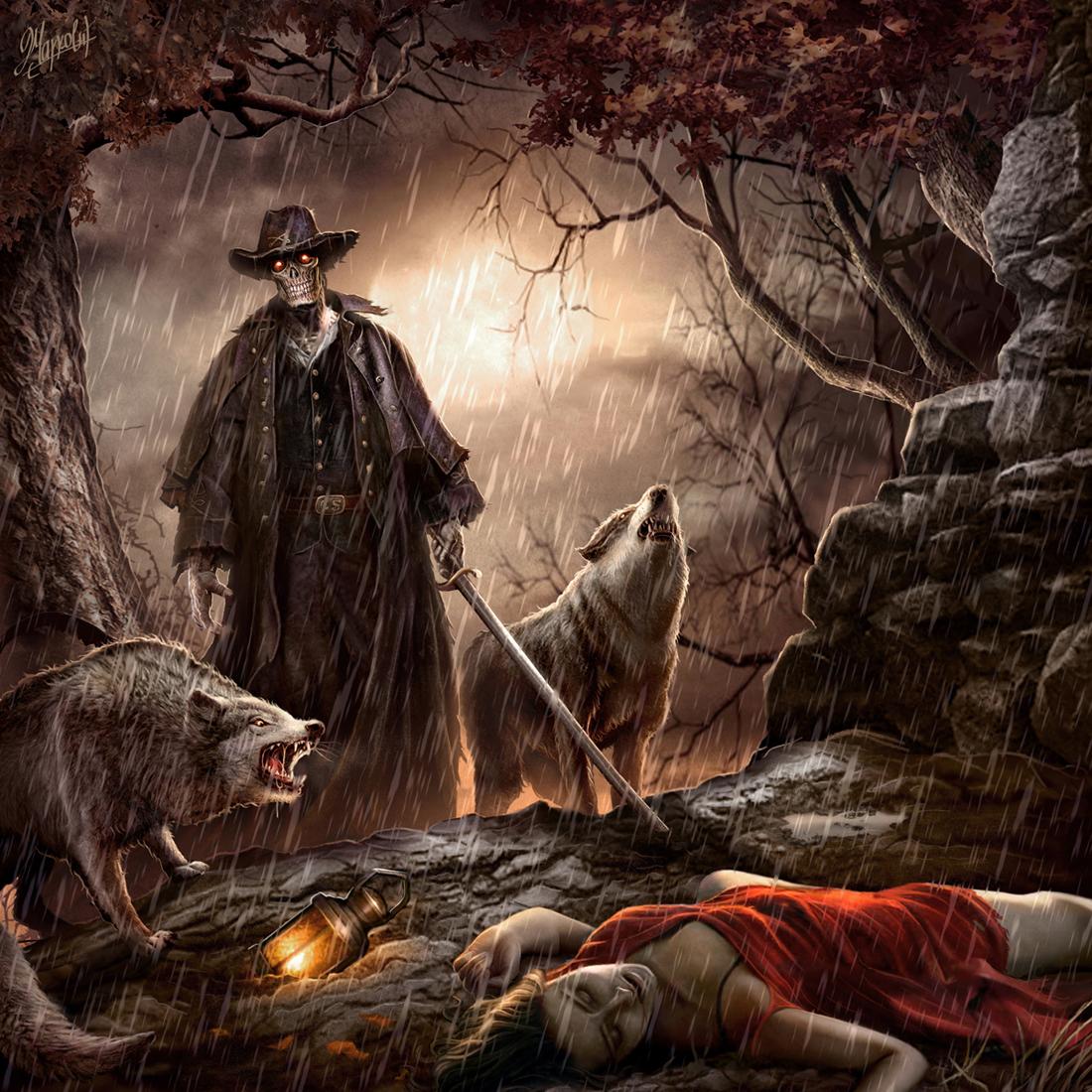 Galeria de Arte: Ficção & Fantasia 1 - Página 5 Devil_s_den_by_dusanmarkovic-d7wv1tp