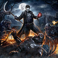 Shadowman by DusanMarkovic