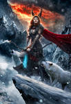Skadi Goddess of North