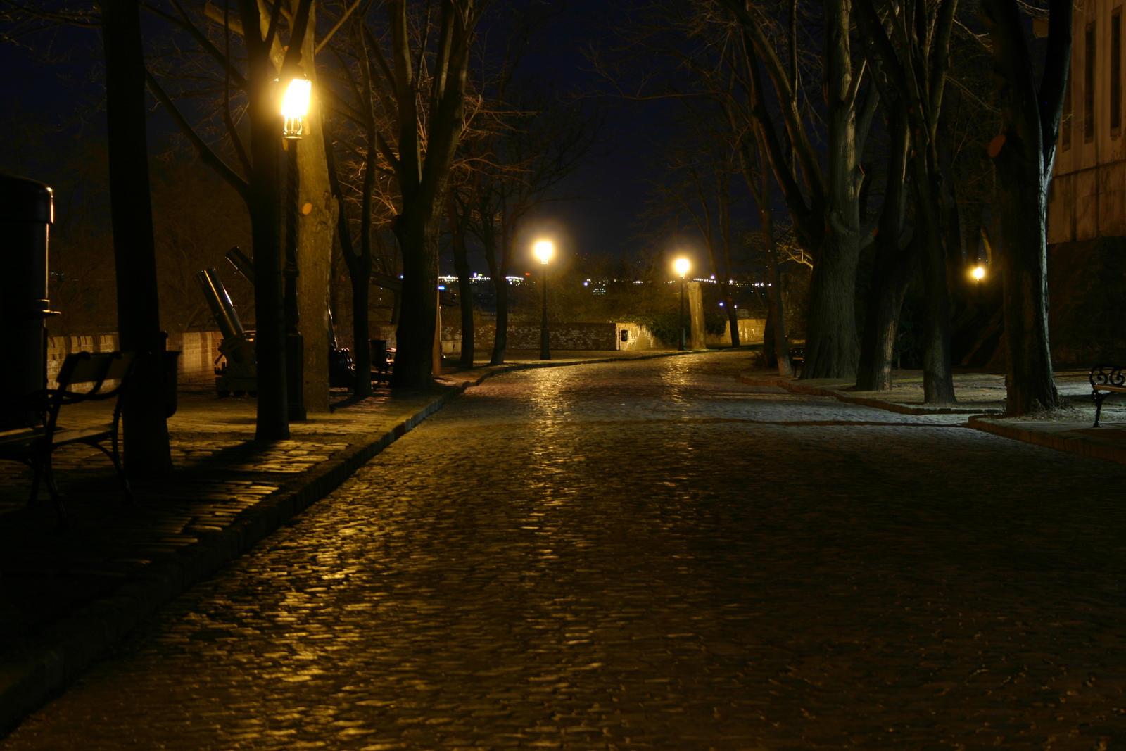 empty street by MrMike89 on DeviantArt