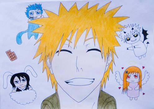 ~Ichigo~ Everybody Loves Me!
