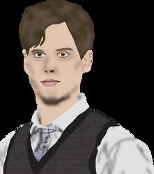 Dr  Spencer Reid By Whynterswhonders-d4qrynz by AlexasAntics