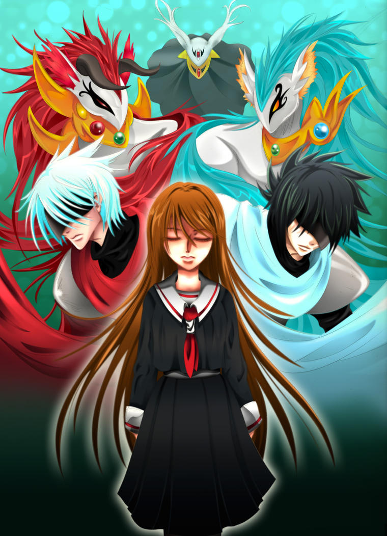 Reverse Harem Manga/Anime Suggestions Please!!!! By K7t On