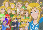35 Years of Link by Finniah