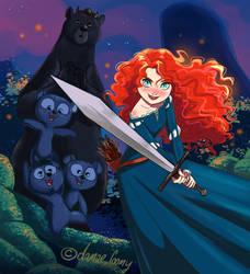 Brave (per bambini #fightingcorona)