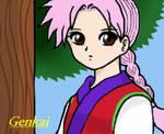 Young Genkai by ASLpuppies
