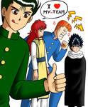 Yusuke's No.1 Team