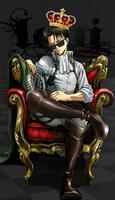 King Levi by NihonOaisuru