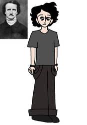 Clone High Edgar Allan Poe