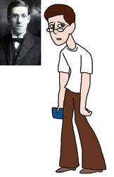 Clone High Howard Philips Lovecraft