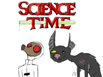 Science Time by AskHarvey
