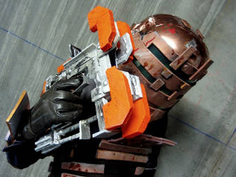 Dead Space - Plasma Cutter V2 by S-Seith
