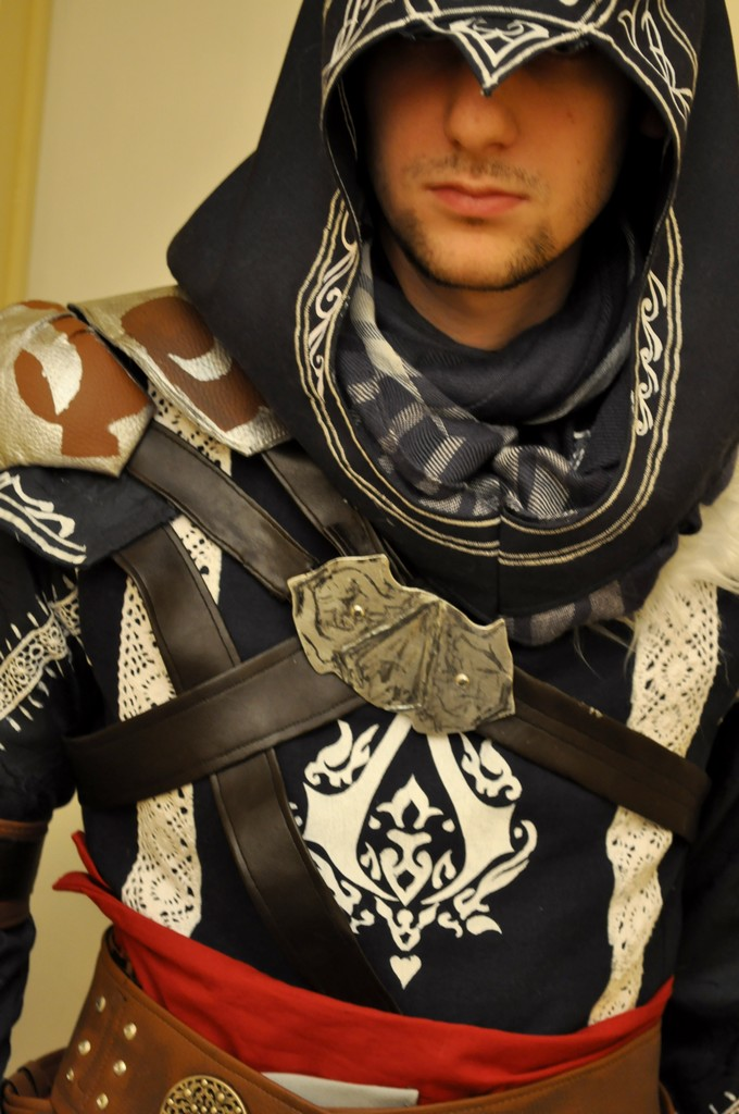 -WIP- Revelations Ezio Final2 by S-Seith on DeviantArt Assassins Creed Revelations Costume