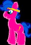 Pony Redraw: G2 Melody