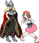 Request: Hammer Sisters