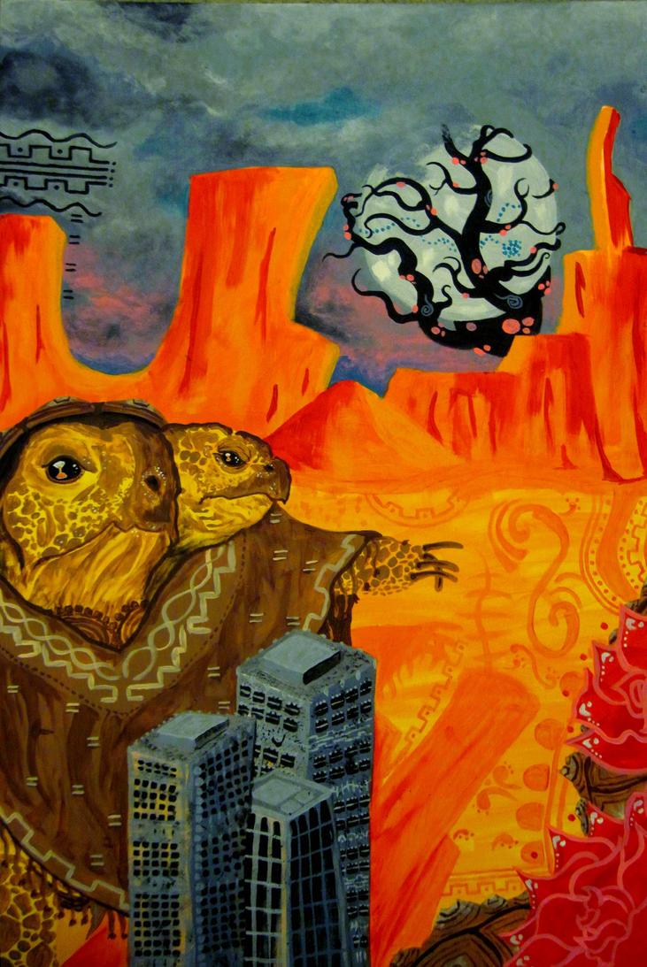 Manifest West by Rayjmaraca