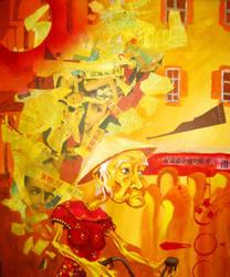 Sun Dried Dreams by Rayjmaraca