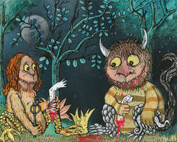 How the Wild Things Do by Rayjmaraca
