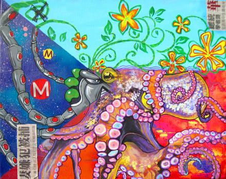 Launch Octopus by Rayjmaraca