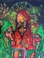 Mistress of the Hidden Glow by Rayjmaraca