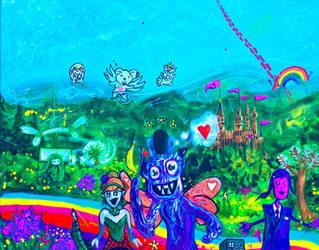 The Land of Enchantment  Mystery by Rayjmaraca
